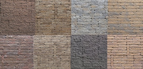 Brick Color Choices