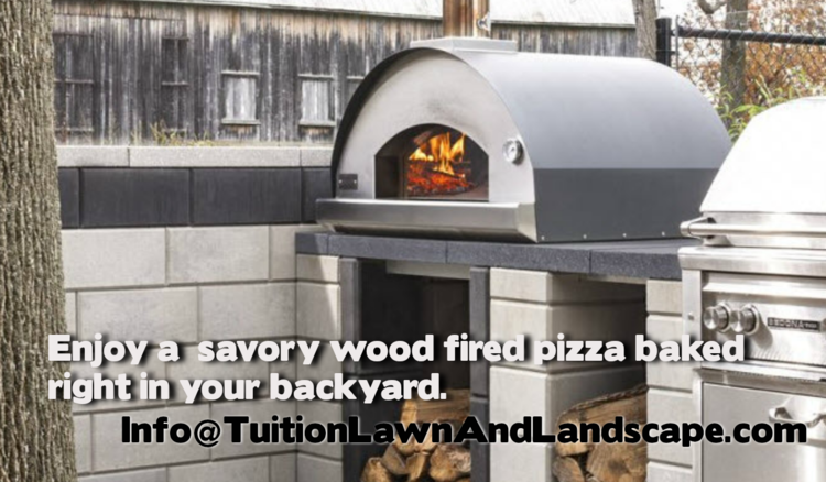 Outdoor Living Spaces - Pizza Ovens